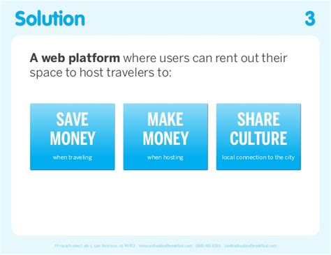 airbnb first pitch deck airbnb pitch deck