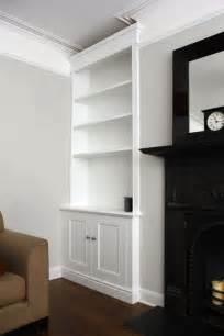Elegant Bookcase Classic Alcove Unit In Tooting The Bookcase Co