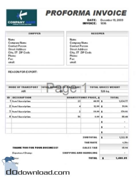 best business pro pro forma templates forma invoice best business
