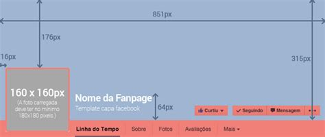 tamanho layout facebook mudan 231 as nas p 225 ginas do facebook publicidade digital