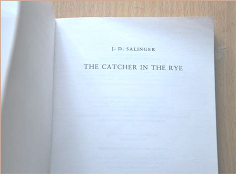 hidden themes in catcher in the rye thisdisposition