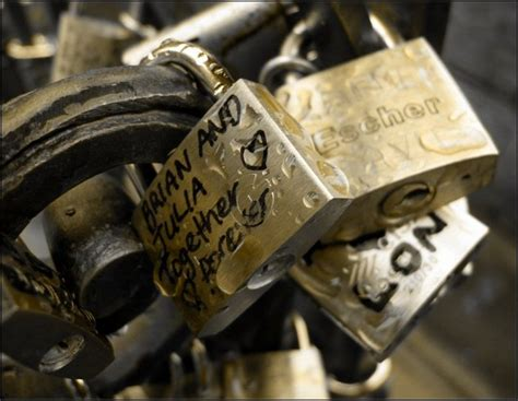 images of love locks locks of love symbols of eternal love worldwide fun news
