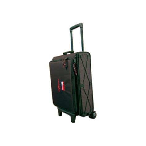 Rolling Bag With Rack by Gator Industrial Cases Gsrw 2u Rolling Laptop Computer