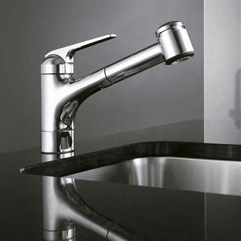 kwc domo pullout kitchen faucet bath