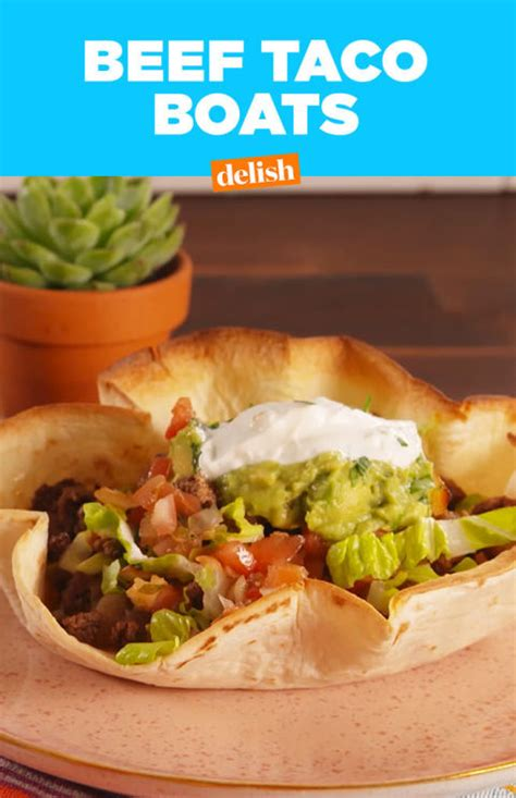 beef taco boats recipe cooking beef taco boats video beef taco boats recipe how