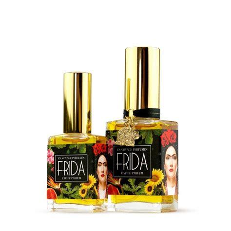 Parfum Voyager en voyage perfumes frida duftbeschreibung und bewertung