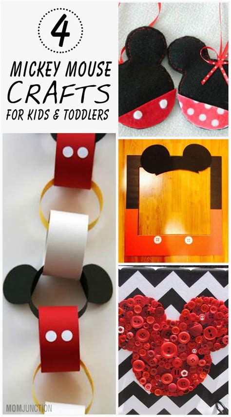 mickey mouse craft projects mickey mouse crafts on