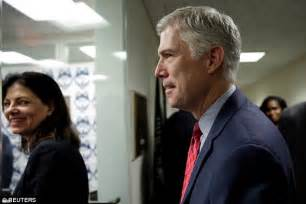 gorsuch the judge who speaks for himself books attacks lie of senator who revealed gorsuch talk