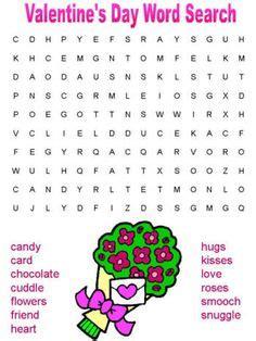 printable valentine word search 1st grade printable first grade valentine word search free