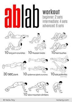 ab workout on abs workout routines