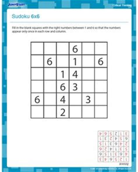 printable sudoku grade 2 1000 images about 3rd grade lessons on pinterest sudoku