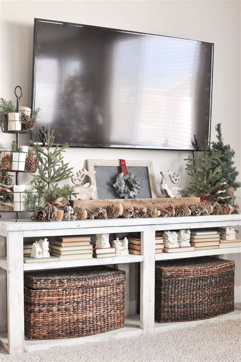 neutral christmas living room  holiday favorite