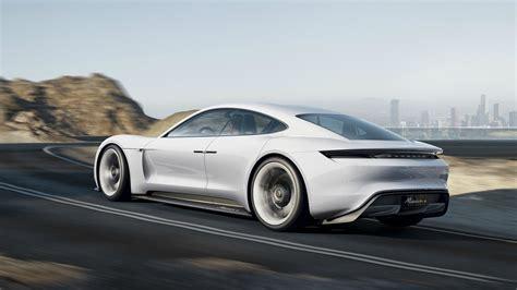 porsche to build electric mission e sports sedan will hit