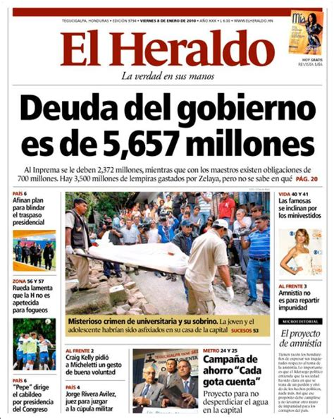 And Hn image gallery honduras and el heraldo
