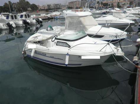 quicksilver 435 cabin in alicante motorboote gebraucht