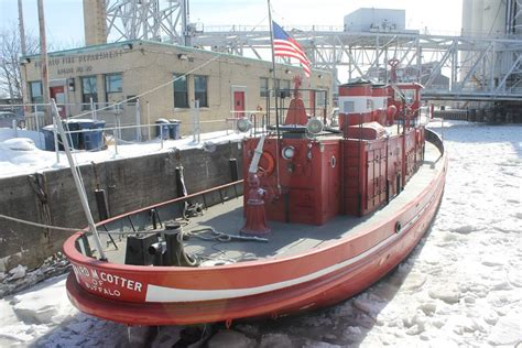 fireboat cotter greenwatch sunday tv a trip on the cotter the public