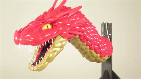 pictures of crafts sundry s craft lab makes smaug from plastic