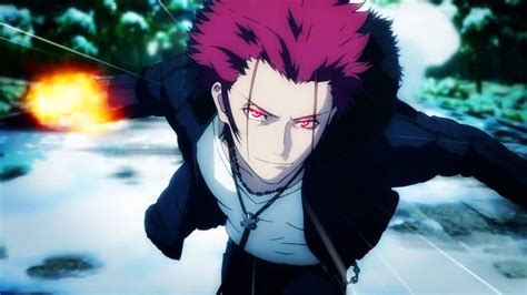 k project mikoto suoh the king k project k