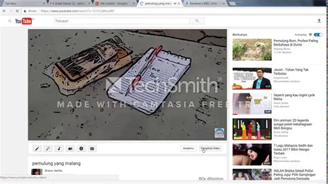 cara membuat video tutorial di youtube cara uh membuat video teratas di youtube tutorials