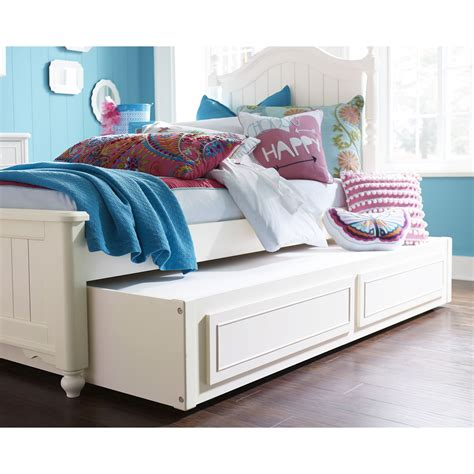 twin bed trundle bedroom set legacy classic kids summerset twin bed with trundle