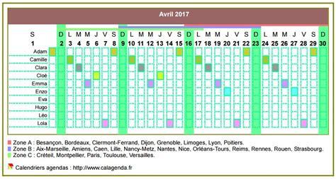 Calendrier 2017 Pour Planning Calendrier 2017 Planning Horizontal Mensuel