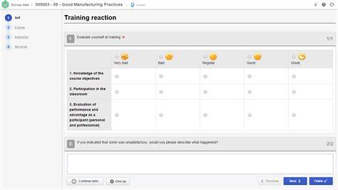 expert questionnaire design quality management software qms softexpert software
