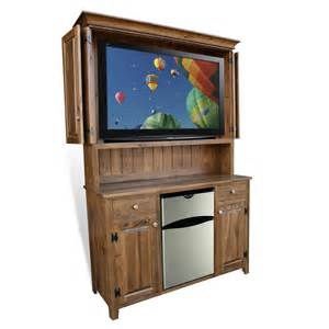 rustic shaker outdoor tv cabinet - Outdoor Tv Stands