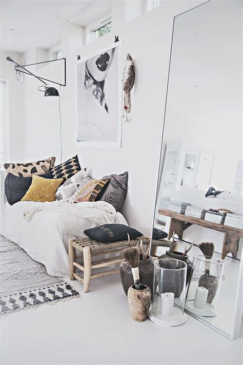 White Bohemian Bedroom Decor by 10 Chic Bohemian Bedroom Ideas House Design And Decor