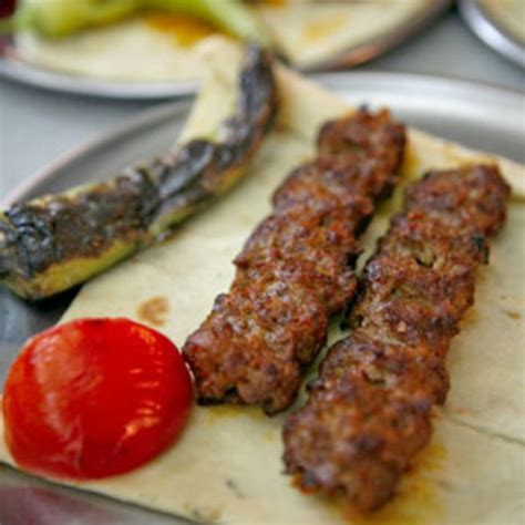 lamb kebabs spiced lamb kebabs recipe saveur