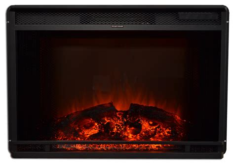 led electric fireplace insert the edgeline touchstone s 28 inch led electric firebox