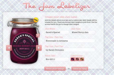 Etiketten Jam Maken by Diy Label Je Jotjes Culy Nl