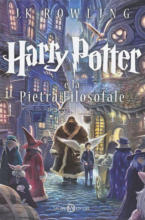 harry potter e la harry potter e la pietra filosofale libro j k rowling