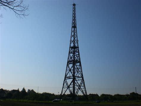 radio tower panoramio photo of gliwice radio tower