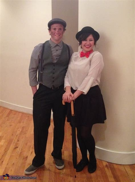 mary poppins   chimney sweep couples halloween costume