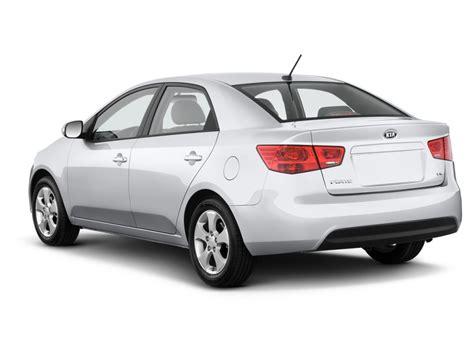 Size Kia Sedan Image 2013 Kia Forte 4 Door Sedan Auto Ex Angular Rear