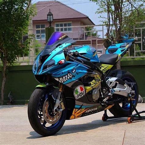 bmw s100rr bmw s100rr with a valentino makeover motos
