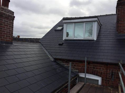 made slate re roof tnt roofing specialist