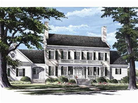 Georgian Colonial House Plans | georgian colonial house style ayanahouse