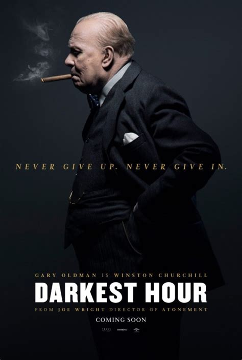 darkest hour video release darkest hour movie trailer release date poster cast
