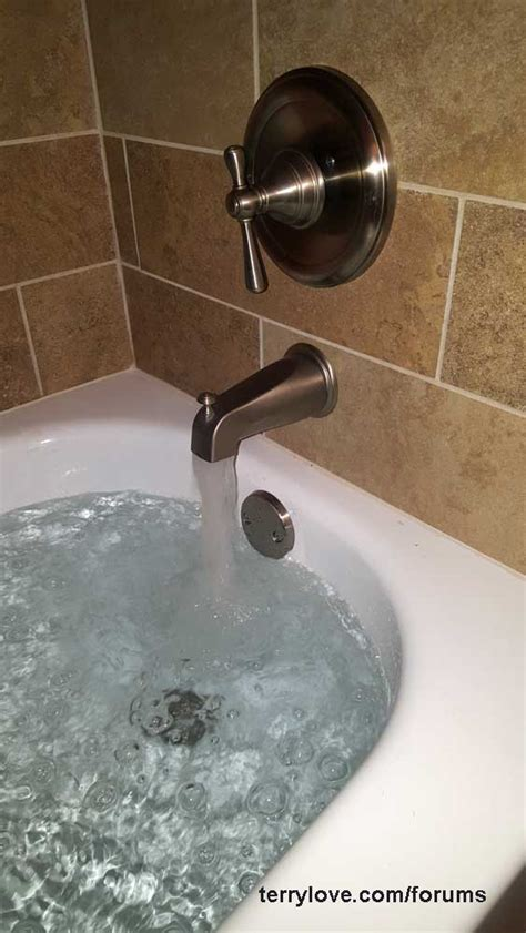 bathtub drain leak tub drain leaking how do i fix it leaks from shoe terry love plumbing remodel diy