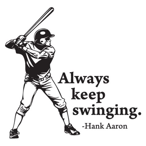 Always Keep Swinging Wall Quotes Decal Wallquotes Com