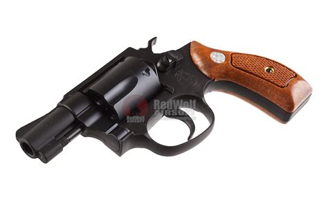Revolver S W M36 m36 38 special chiefs special 2 inch version 2