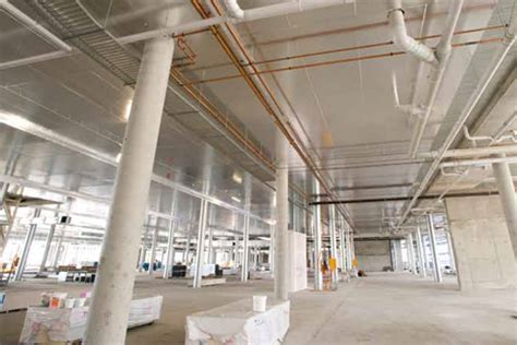 Warehouse Ceiling Foil by Aluminium Foil Faced Styroboard Insulation Styreflex