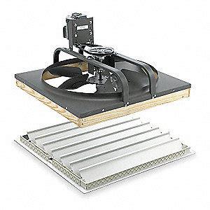 window mount whole house fan air vent 2 speed heavy duty belt drive whole house fan