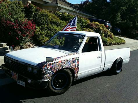 nissan pickup drift how project drift truck sits today