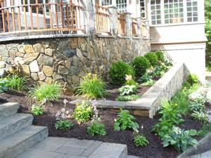 residential landscape design simple by nature landscape
