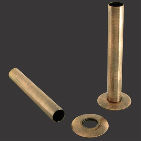 Plumbing Pipe Sleeves by Nwt Radiator Pipe Sleeves And Collars Pair 6 Finishes