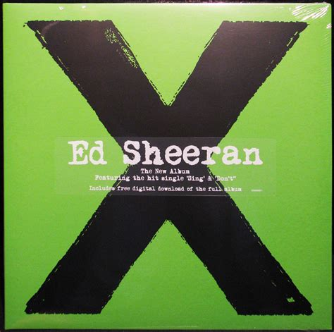 ed sheeran x album cover sing ed sheeran album cover ed sheeran sing album cover ed