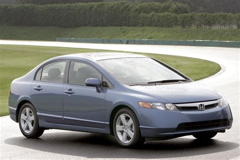 2006 honda civic change 2006 honda civic reviews specs and prices cars