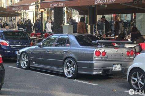 nissan sedan nissan skyline r34 sedan 8 november 2016 autogespot